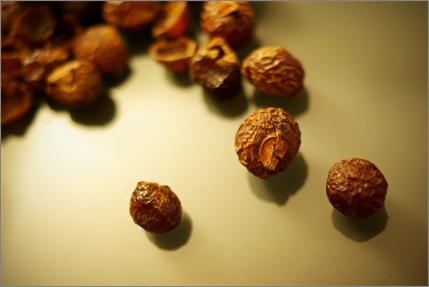 Pesupähkinät
